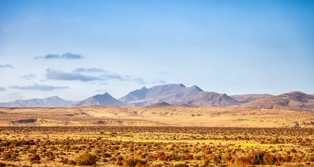 Fuerteventura landscape