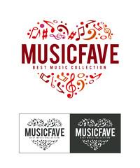 Music Fave Logo
