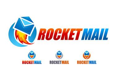 Rocket Mail Logo