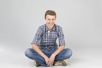 Portrait eines Teenagers