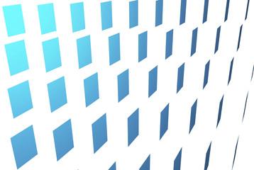 Futuristic geometric pattern