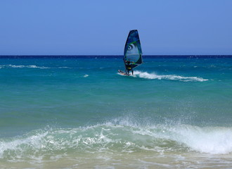 windsurf aux canaries
