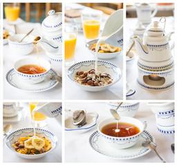 Frühstück in Ostfriesland