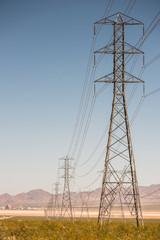High Voltate Power Line