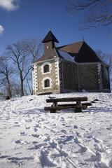 chapel on medvednica