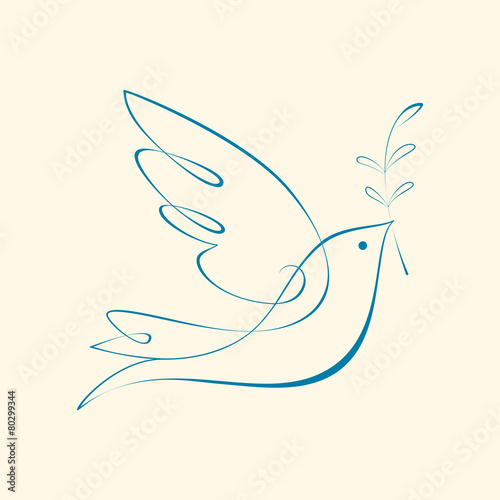 Dove of Peace - 80299344