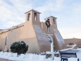 Mission Church of Ranchos de Taos
