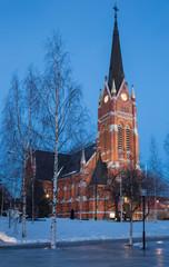 Church in Lulea