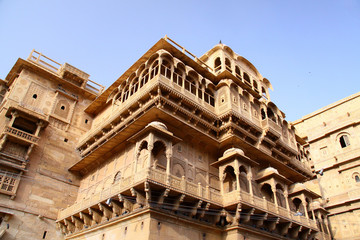 Jaisalmer in India