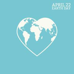 Earth Day card.