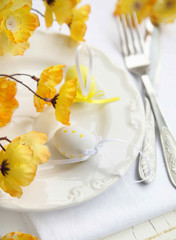 Delicate Easter Eggs Decoration