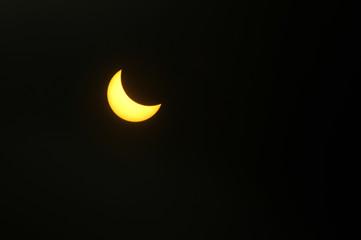 Солнечное затмение. 20 марта 2015 год