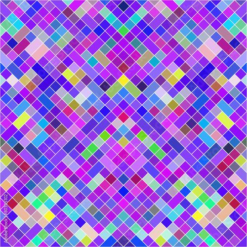 fototapeta na ścianę Kolorowe tło z prostokątów. Raster. 4