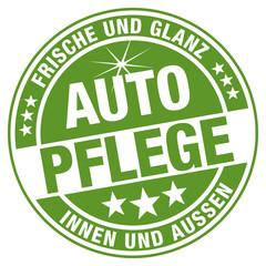 Autopflege - Frische und Glanz - innen und außen