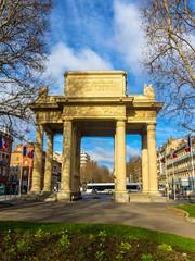 Monument Aux Combattants de la Haute Garonne in Toulouse - Franc