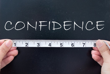 Measuring confidence