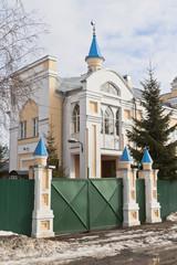 Вологодская соборная мечеть Аль-Джума, Россия