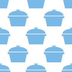 Pan seamless pattern
