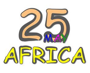 25 mayıs afrika günü