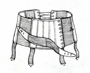 Abdominal truss