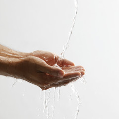 Handful of water