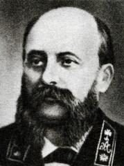 Nikolai Belelyubsky, russian bridge designer and scientist