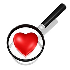 Herz unter der Lupe