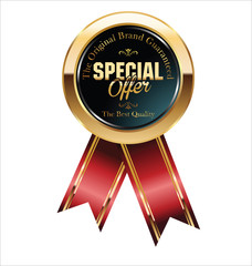 special offer badge