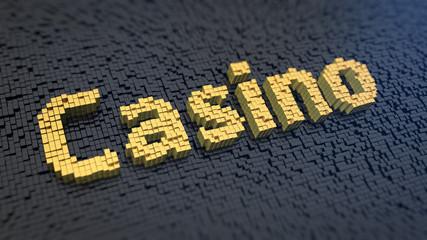 Casino cubics