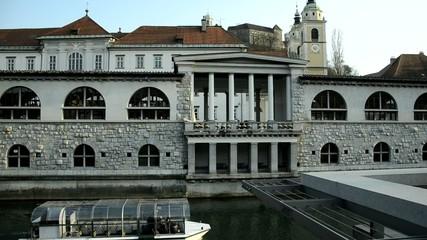 Ljubljana Central market sLOVEnia