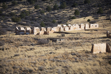 Old Ruins in Arizona