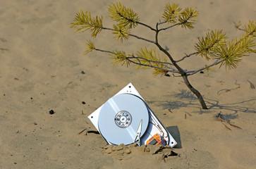lost computer hard drive