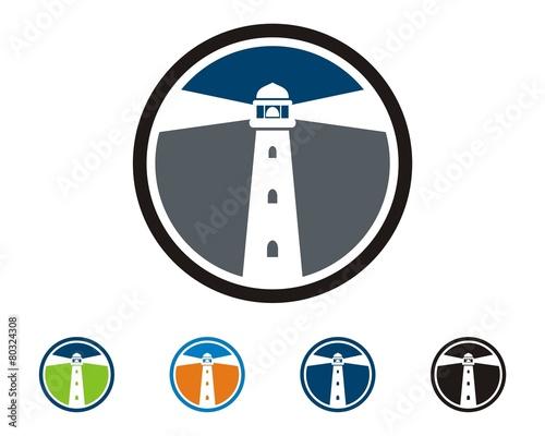 Lighthouse Circle Logo - 80324308