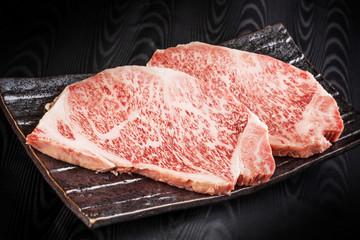 高級和牛 ステーキ  high quality Japanese beef