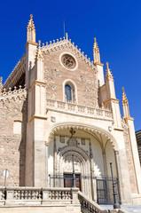Church of San Jeronimo El real