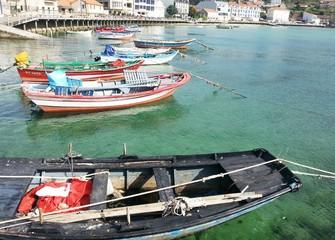 Barcas gallegas