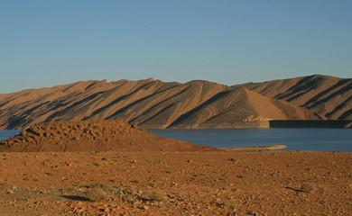 barrage vers Er Rachidia