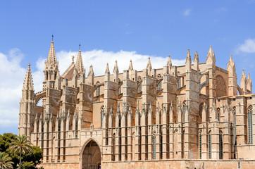 Palma Cathedral in Majorca