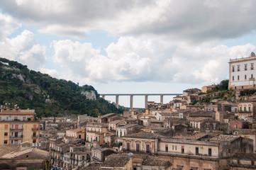 Streets of Modica - Sicily