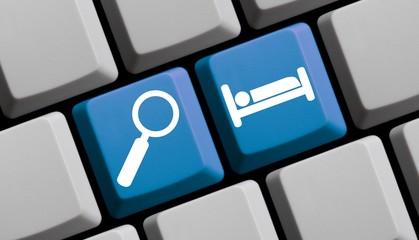 Hotels und Übernachtung online suchen