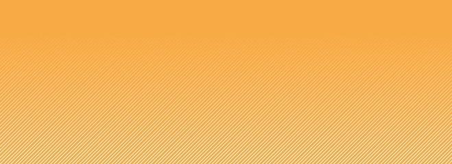 Oranger Hintergrund und weiße Streifen mit sanftem Übergang