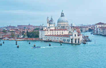 View of Venice Italy