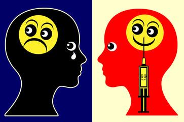 Depression Treatment through Medication