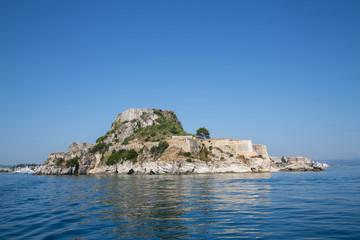 Festung in Korfu Stadt