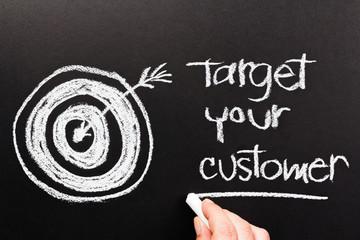 Target Your Customer