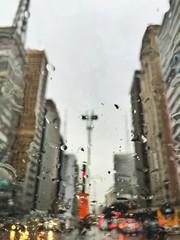 chuva na cidade de São Paulo