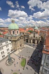 Praha - Krizovnicke square