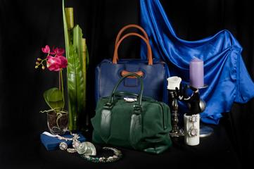 Fashionable handbag composition