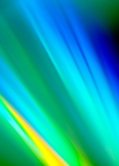 Abstract CD reflection background