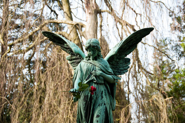 Friedhofsengel Hamburg Ohlsdorf #0811